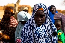Mahoua Ag-Mohamed, stateless person living in Mamasi, Burkina Faso